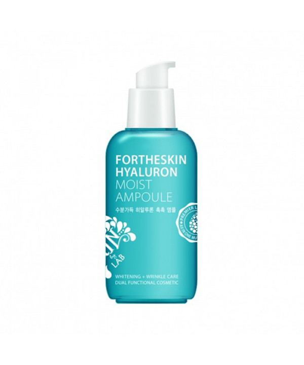 [FOR THE SKIN] Hyaluron Moist Ampoule - 100ml
