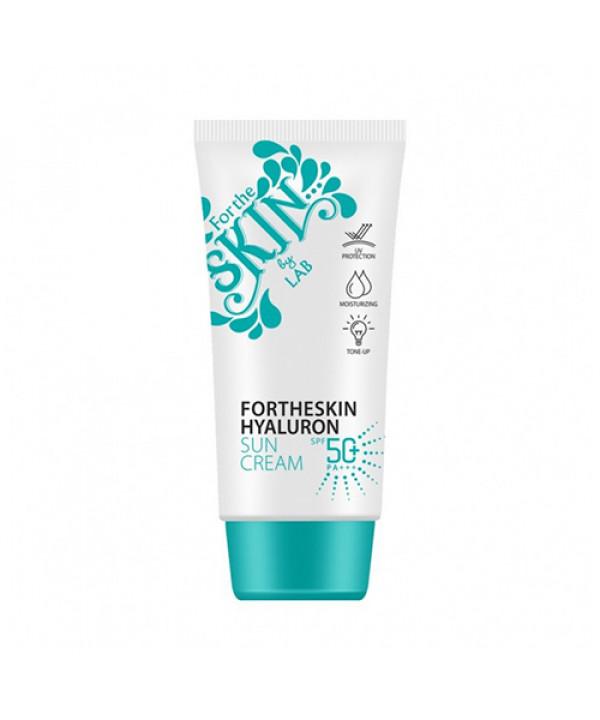 W-[FOR THE SKIN] Hyaluron Sun Cream - 70ml (SPF50+ PA+++) x 10ea