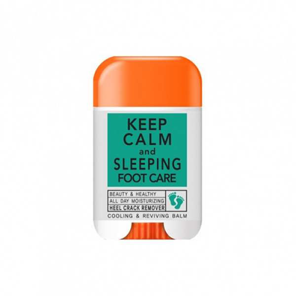 [FOR THE SKIN] Keep Calm And Sleeping Foot Care - 22g
