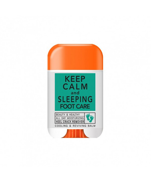 W-[FOR THE SKIN] Keep Calm And Sleeping Foot Care - 22g x 10ea