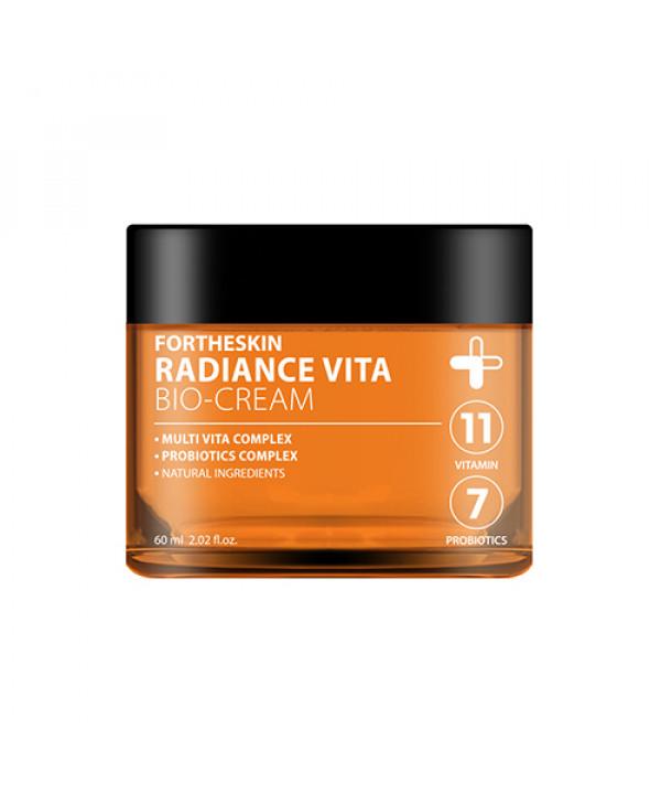 [FOR THE SKIN] Radiance Vita Bio Cream - 60ml