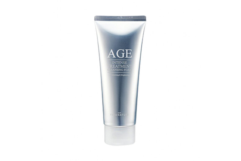 [FROM NATURE] AGE Intense Treatment Cleansing Foam - 130g