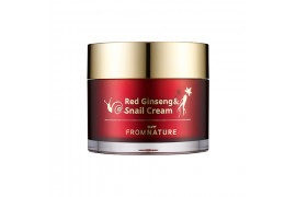 [FROM NATURE] Red Ginseng & Snail Cream - 100ml