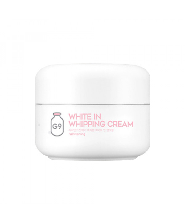 [G9SKIN] White In Whipping Cream - 50g