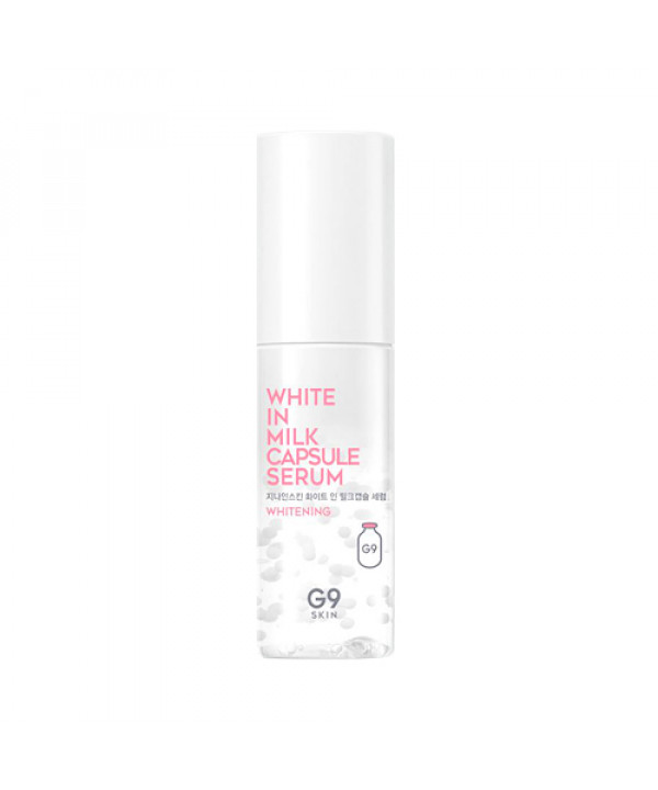 [G9SKIN] White In Milk Capsule Serum - 50ml