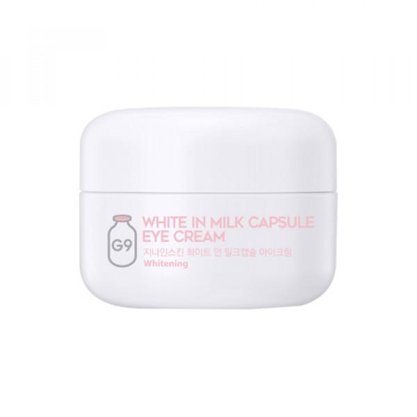 [G9SKIN] White In Milk Capsule Eye Cream - 30g
