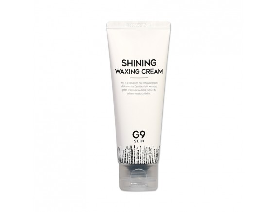 [G9SKIN] Shining Waxing Cream - 100g