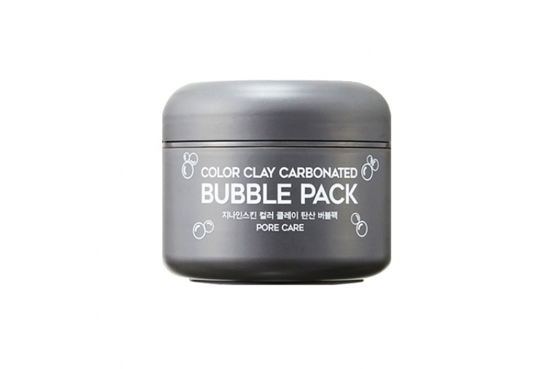 [G9SKIN] Color Clay Carbonated Bubble Pack - 100ml