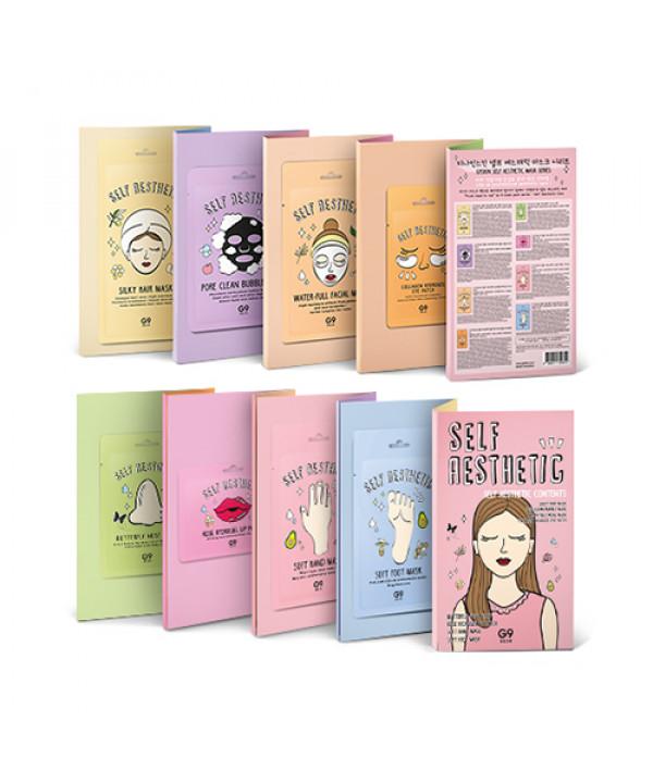 [G9SKIN] Self Aesthetic Mask Series - 1pack (8items)