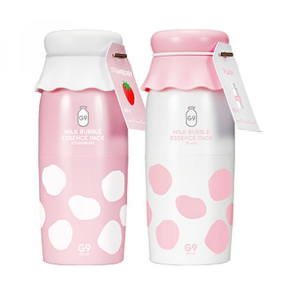 [G9SKIN] Milk Bubble Essence Pack - 50ml
