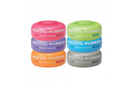 W-[GATSBY] Moving Rubber - 80g x 10ea