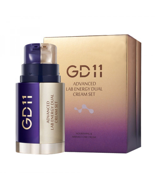 [GD11] Advanced Lab Energy Dual Cream 2 In 1 Set - 60ml