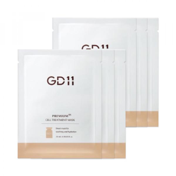 [GD11] Premium RX Cell Treatment Mask - 1pack (6pcs)
