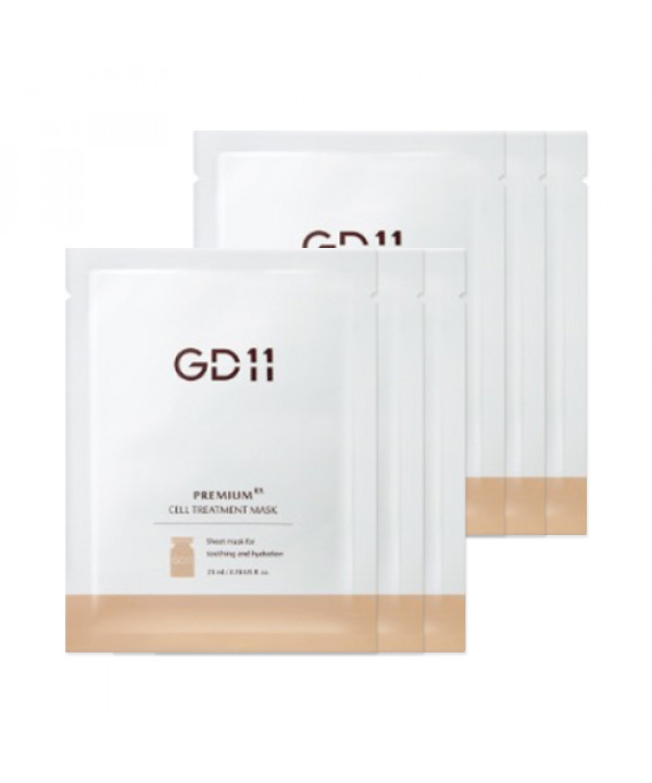 [GD11] Premium RX Cell Treatment Mask - 1pack (6pcs)