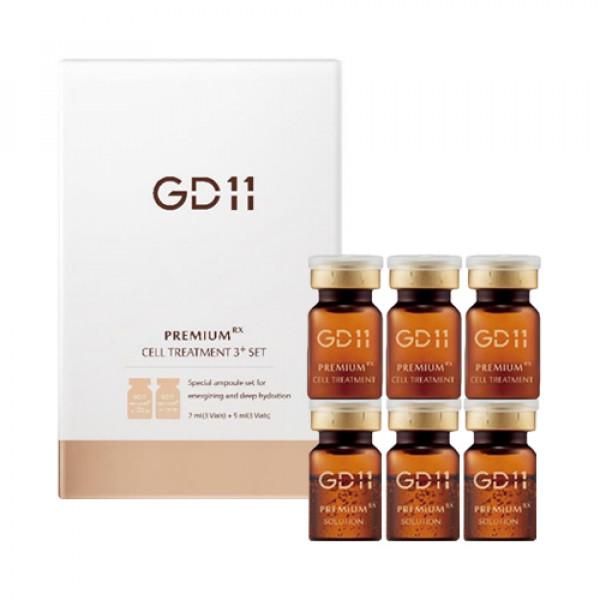 [GD11] Premium RX Cell Treatment Program 3 Plus - 1pack (3uses)