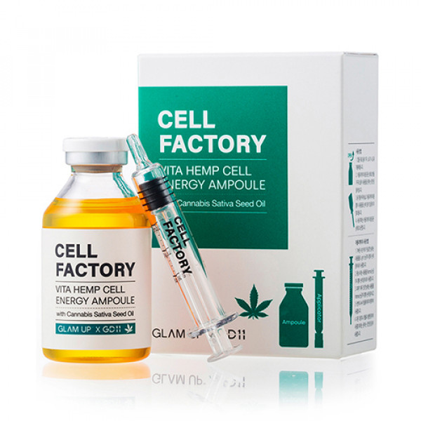 [GD11] Cell Factory Vita Hemp Cell Energy Ampoule - 35ml