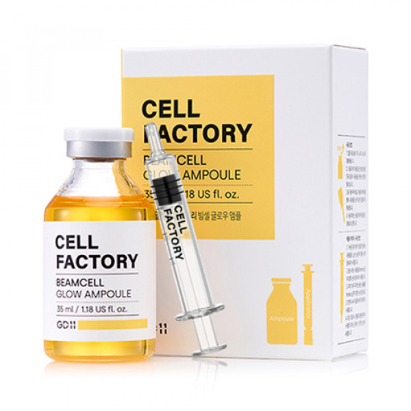 [GD11] Cell Factory Beamcell Glow Ampoule - 35ml