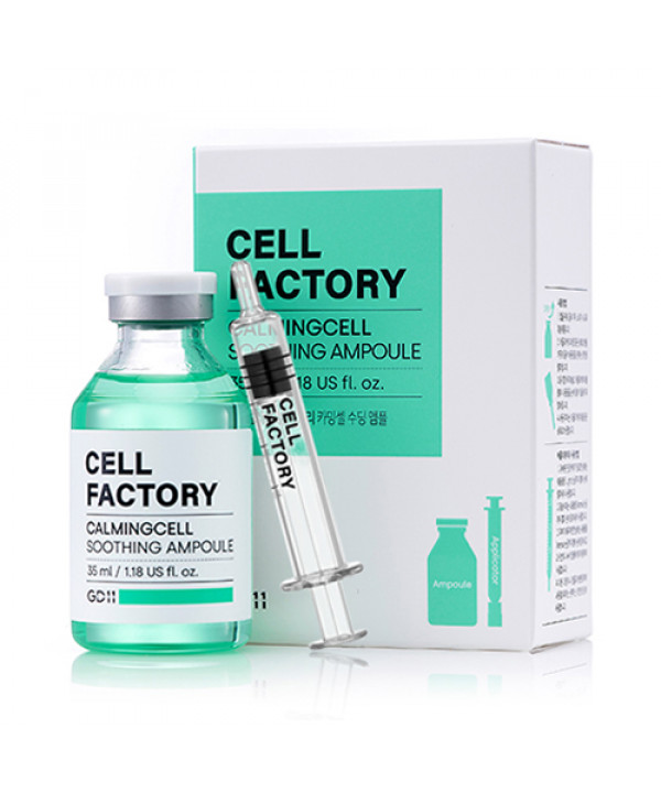 [GD11] Cell Factory Calmingcell Soothing Ampoule - 35ml