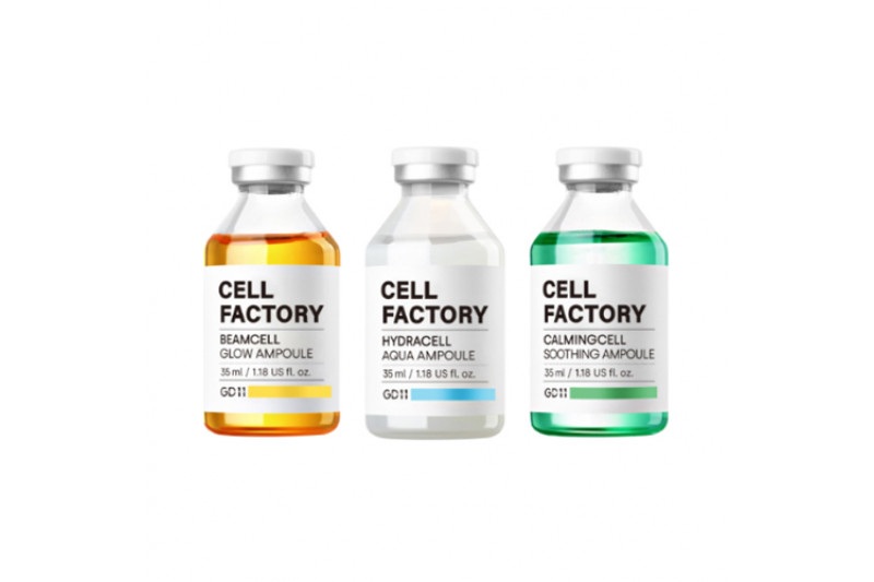 [GD11] Cell Factory Ampoule - 35ml