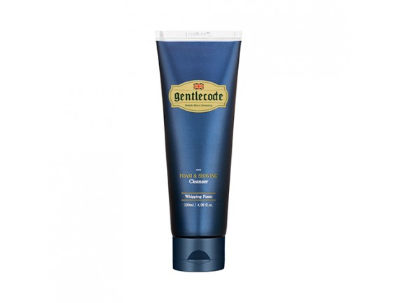 [Gentlecode] Foam & Shaving Cleanser - 120ml