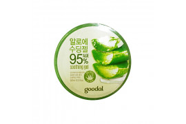 W-[GOODAL] Aloe 95% Soothing Gel - 300ml x 10ea