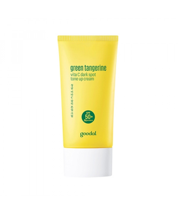 W-[GOODAL] Green Tangerine Vita C Dark Spot Tone Up Cream - 50ml (SPF50+ PA++++) x 10ea