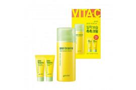 W-[GOODAL] Green Tangerine Vita C Cream Intense Set - 1pack (3itmes) x 10ea