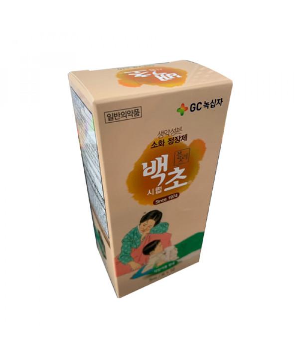 [GREEN CROSS] Back Cho Syrup Plus - 1pack (5ml x 10pcs)