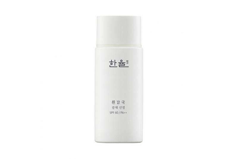 [HANYUL] White Chrysanthemum Radiance Sunscreen Gel - 50ml (SPF40 PA++)