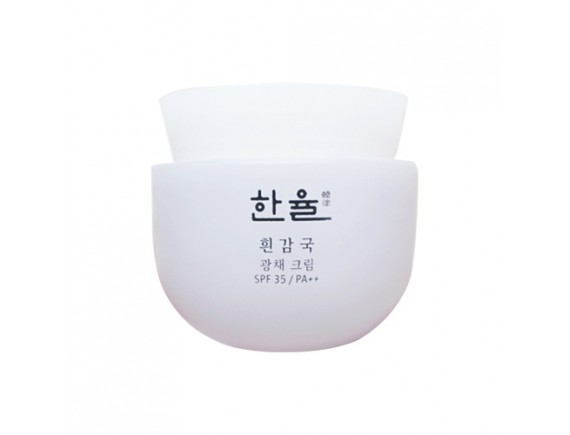 [HANYUL] White Chrysanthemum Radiance Cream - 50ml (SPF35 PA++)