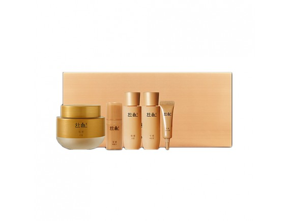 [HANYUL] Geuk Jin Cream Set - 1pack (5items)