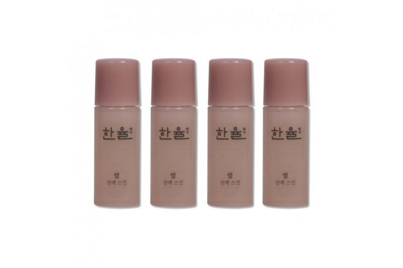 [HANYUL_Sample] Rice Essential Skin Softer Samples - 5ml x 4ea