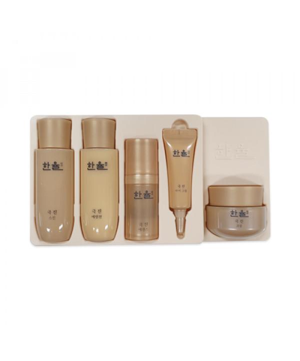 [HANYUL_Sample_59% SALE] Geuk Jin Gift Samples - 1pack (5items)