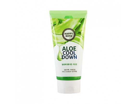 [HAPPY BATH] Aloe Cool Down Soothing Gel - 300ml