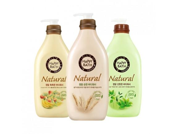 [HAPPY BATH] Natural Body Wash - 500g