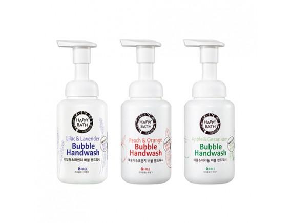 [HAPPY BATH] Bubble Handwash - 250ml