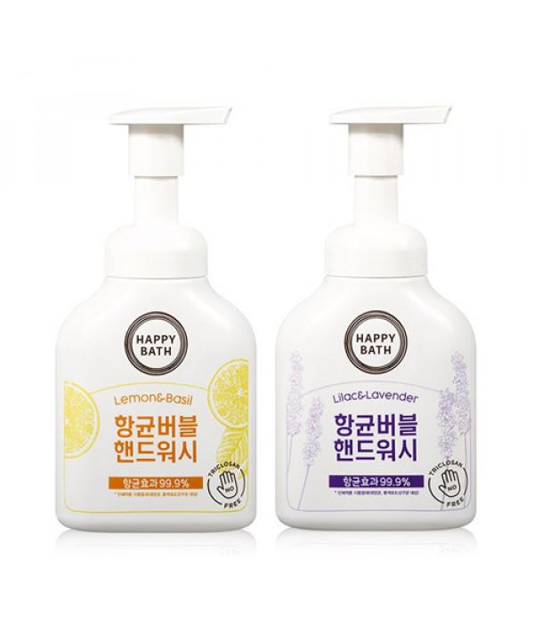 [HAPPY BATH_45% SALE] Bubble Handwash (New) - 250ml
