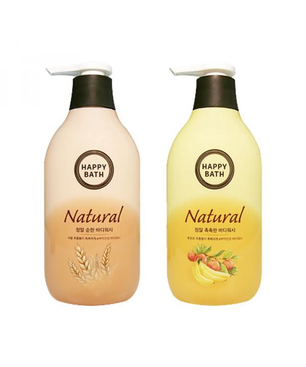 [HAPPY BATH] Natural Body Wash (2021) - 500g