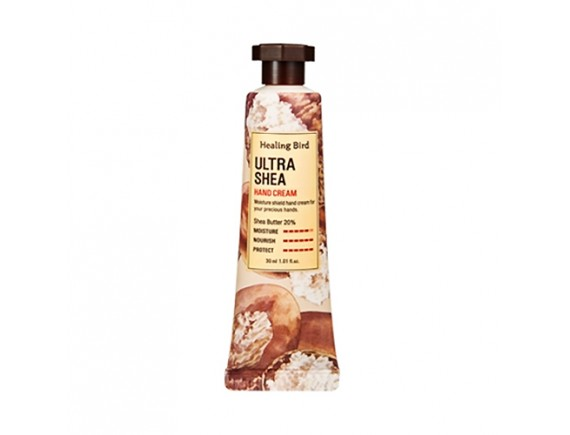 [Healing Bird] Ultra Shea Hand Cream - 30ml