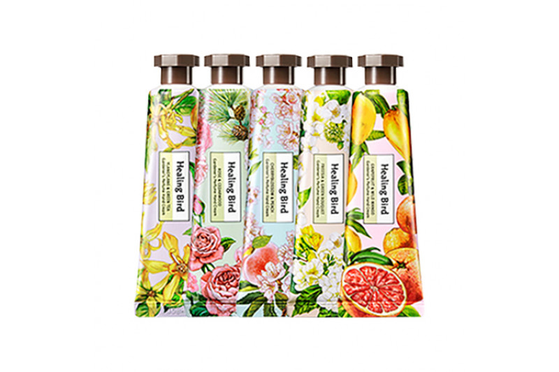 [Healing Bird] Gardener's Perfume Hand Cream - 30ml
