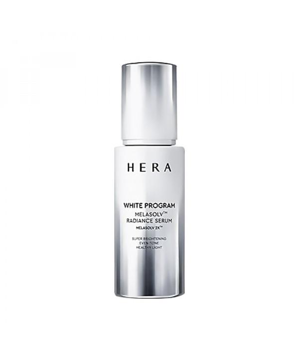 [HERA] White Program Melasolv Radiance Serum - 40ml