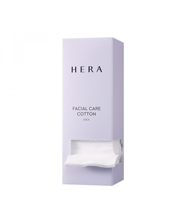 [HERA] Cell Essence Facial Care Cotton - 1pack (60pcs)