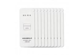 [HERA_Sample] Aquabolic Hydro Gel Cream Samples - 10pcs
