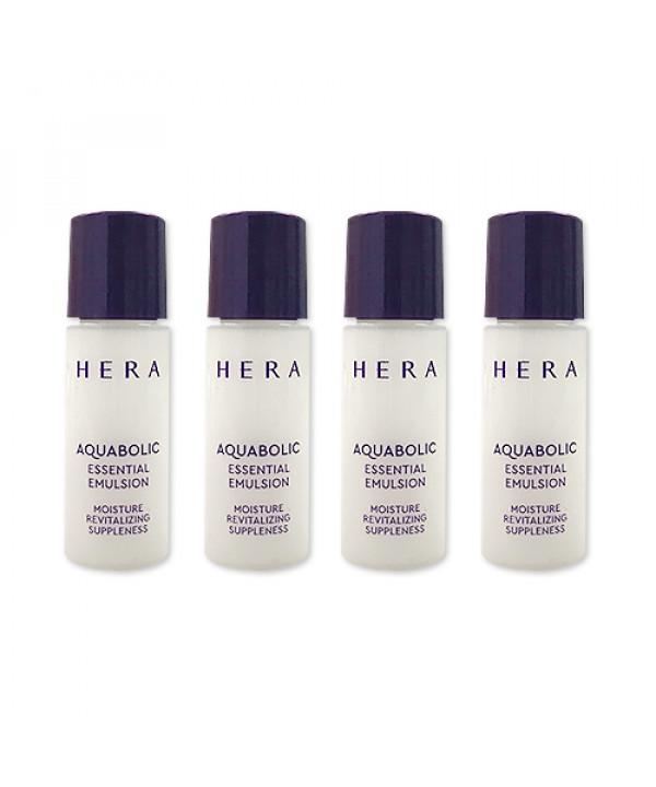 [HERA_Sample] Aquabolic Essential Emulsion Samples - 4ea