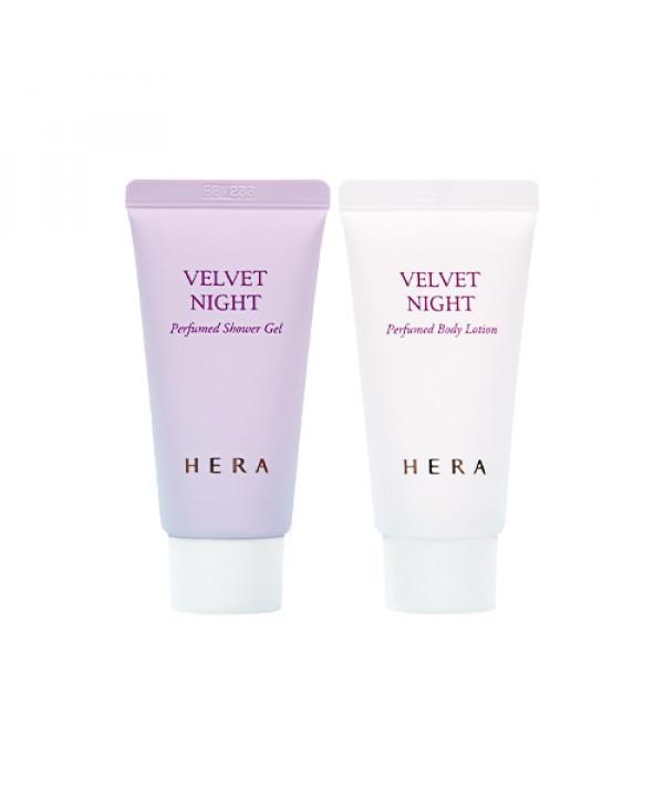 [HERA_Sample] Velvet Night Perfumed Body Kit Sample - 1pack (2items)