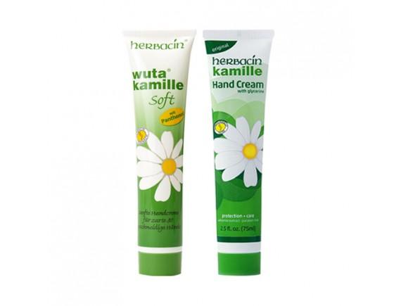 [HERBACIN] Kamille Hand Cream - 75ml