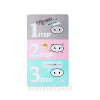 [Holika Holika] Pig-nose Clear Black Head 3-step Kit