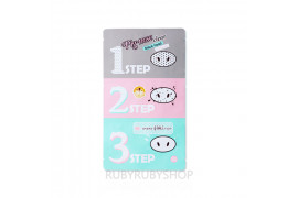 [Holika Holika] Pig-nose Clear Black Head 3-step Kit