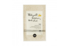 [Holika Holika] Makgeolli Brightening Mask Sheet - 1pcs