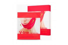W-[Holika Holika] V Lifting Mesh Mask - 1pcs x 10ea